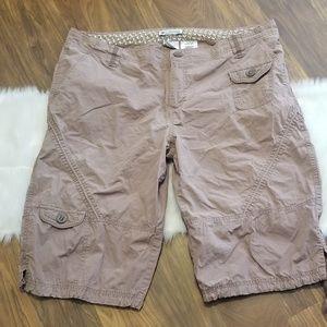 Columbia Bermuda shorts